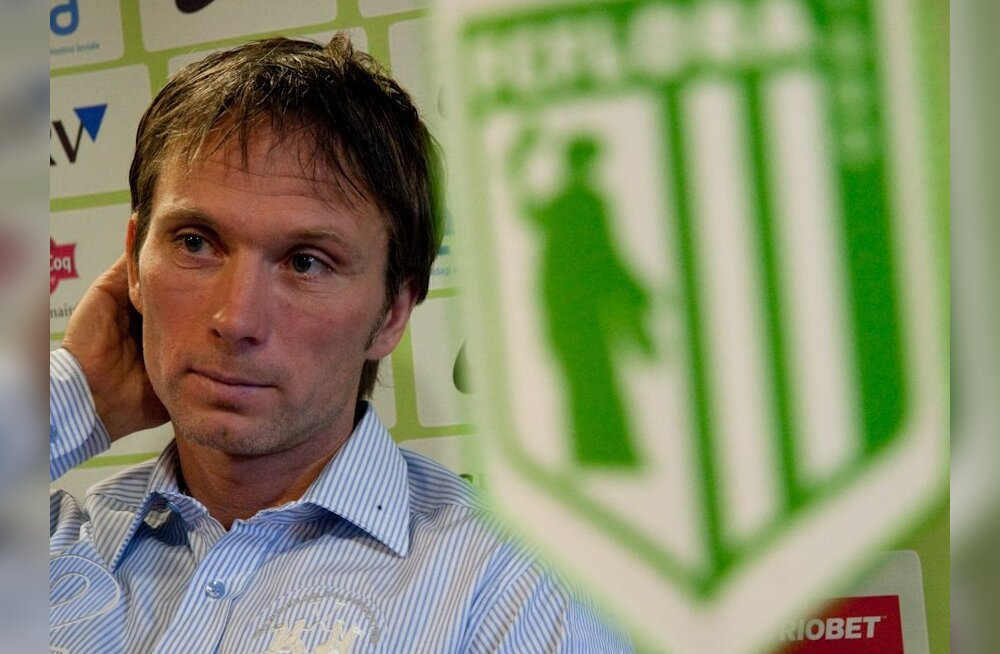Martin Reim, FC Flora peatreener, jalgpall