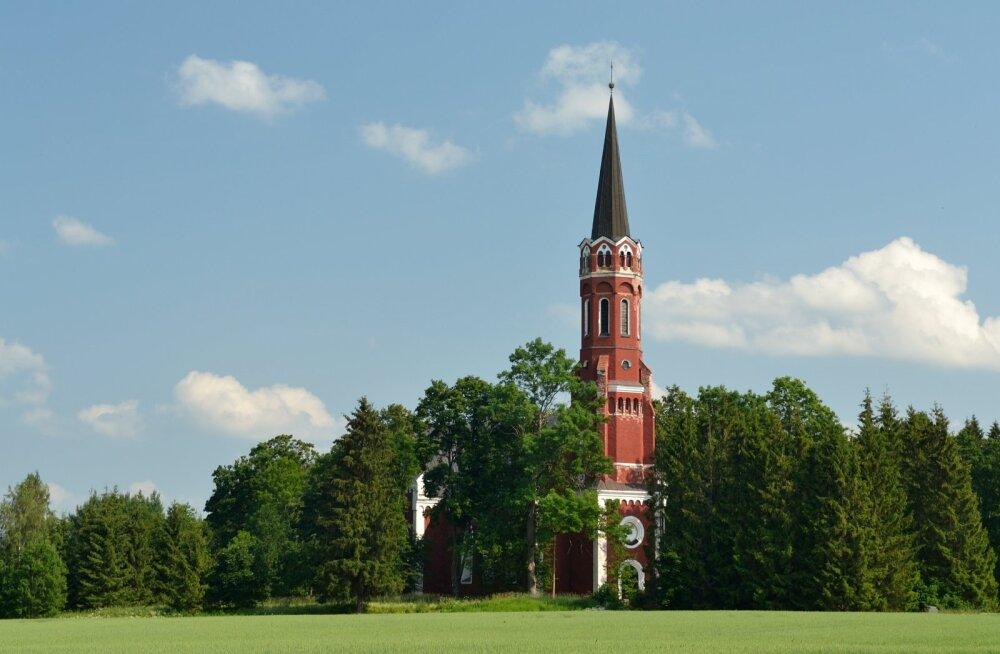 Церковь, восстановление которой предсказало возрождение Эстонии
