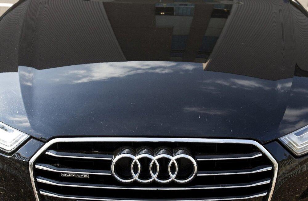 Ukraina e-deklareerimise väljatöötamiseks mõeldud raha eest osteti Eesti firma kaasabil Audi A8