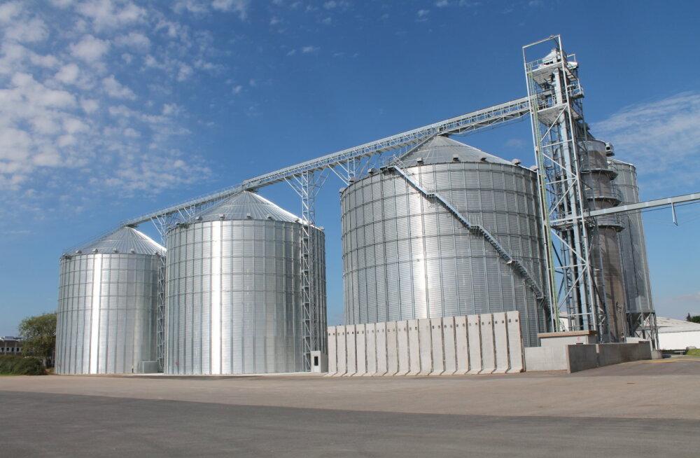 Eesti turule tuleb Inter-Silo – üks kogenumaid teravilja tornhoidlate paigaldajaid