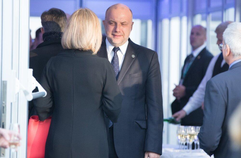 EL-i kaitseministrite kohtumine Maarjamäe lossis