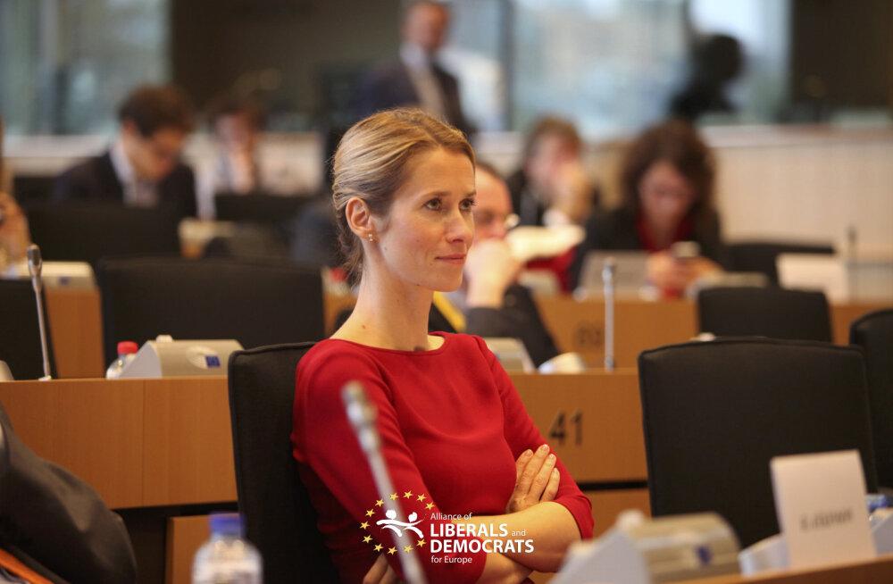 Kaja Kallas: ühised suunised aitavad Euroopa firmadel USA platvormidega konkureerida