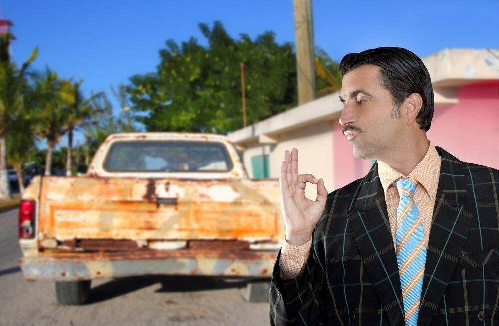 Kuidas kaitsta end pettuse eest autoturul?