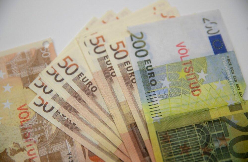 Eestisse saabub valeraha eeskätt Hollandist, Bulgaariast ja Sloveeniast.