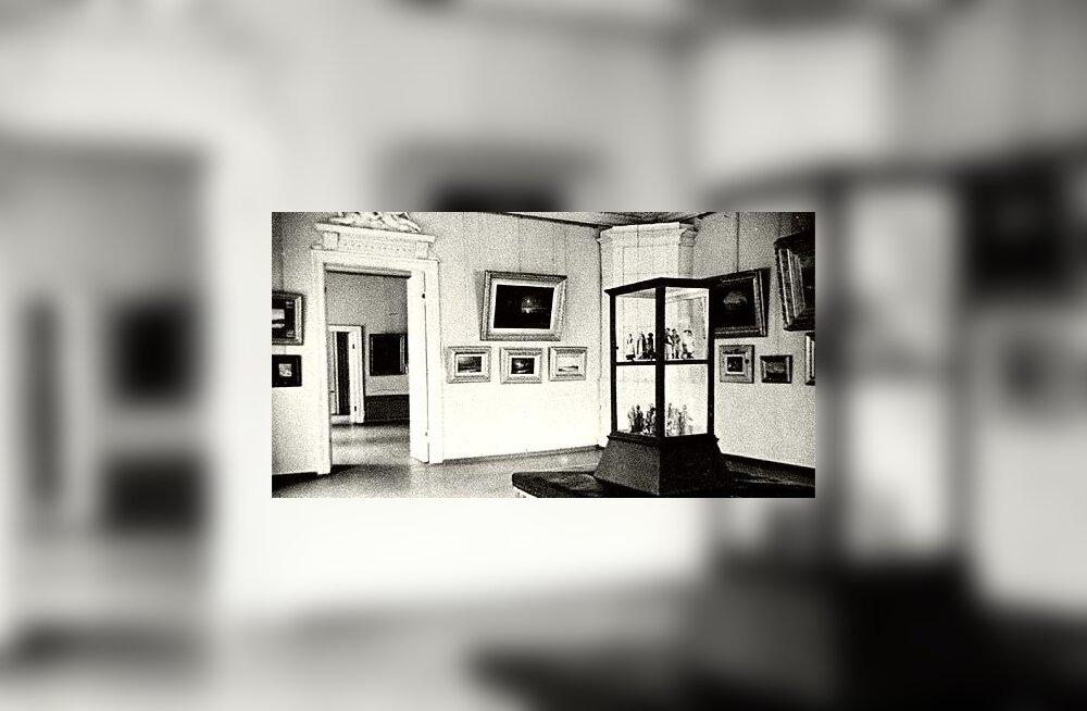 Narva Muuseumis esitletakse kunstikogu kataloogi
