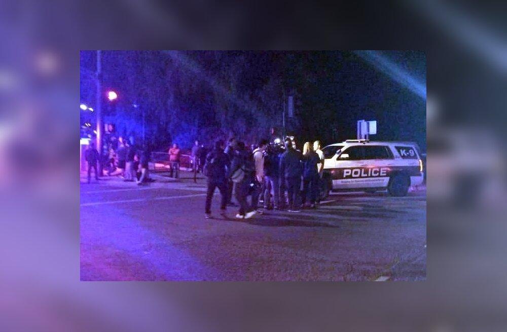 California baaritulistamises hukkus vähemalt 12 inimest, sealhulgas tulistaja