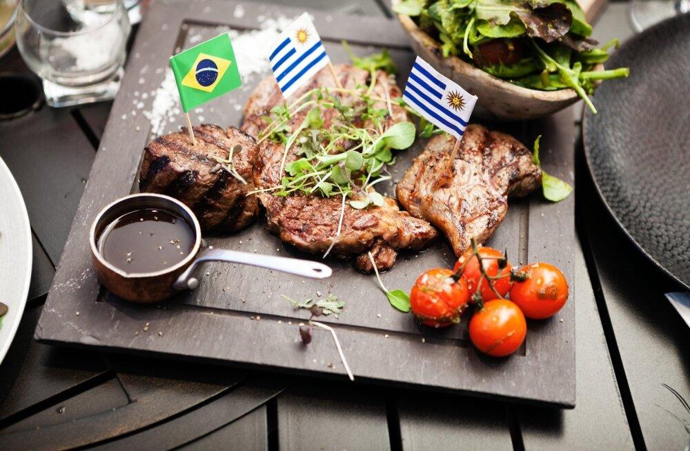 MEAT Resto & Butchery suvelõpupidu
