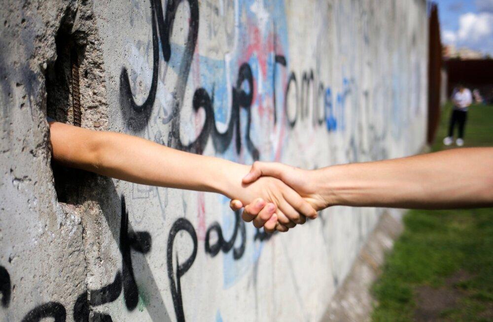 Berliini müüri varemed
