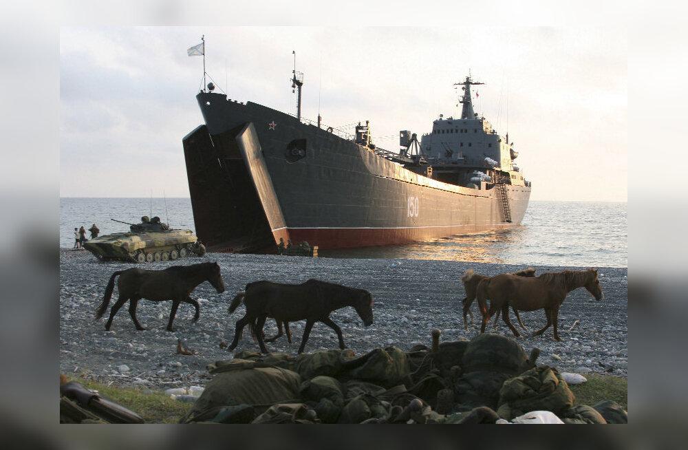 Abhaasia muutub Vene baasiks