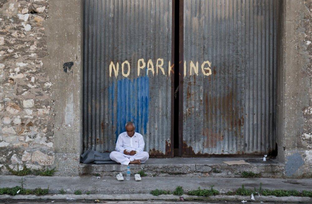Afgaanidest majandusmigrandid peavad arvestama, et Euroopasse jääda neil ei lasta.