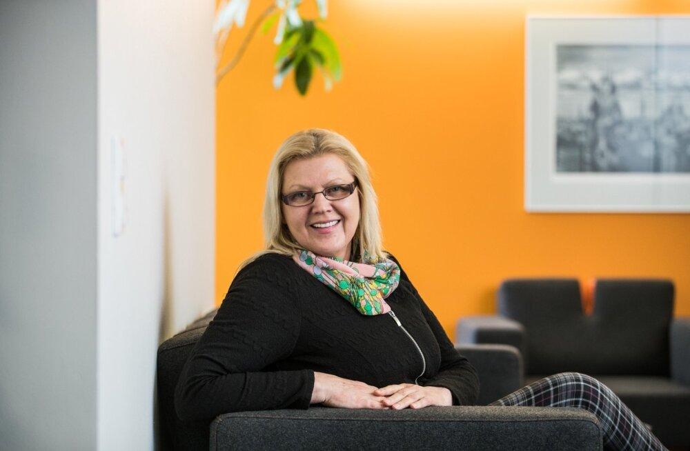 Töötukassa teenusejuhi Lana Randaru sõnul tulevad nõustamisele eeskätt naised.