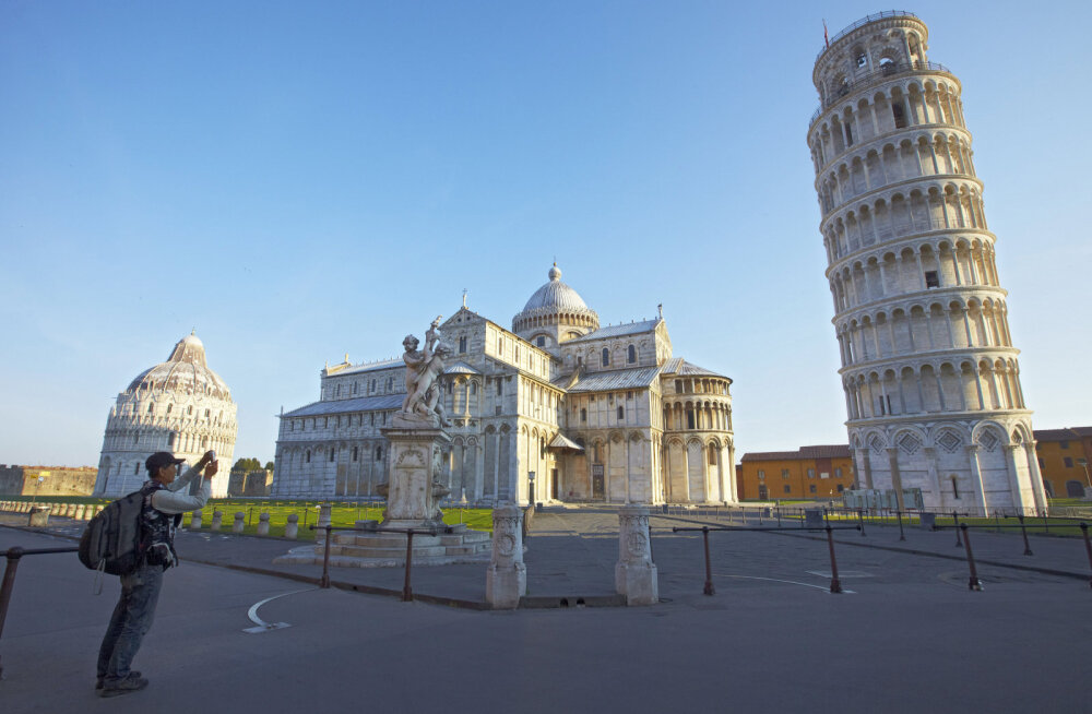Miks pole maavärinad viltust Pisa torni ümber kukutanud?