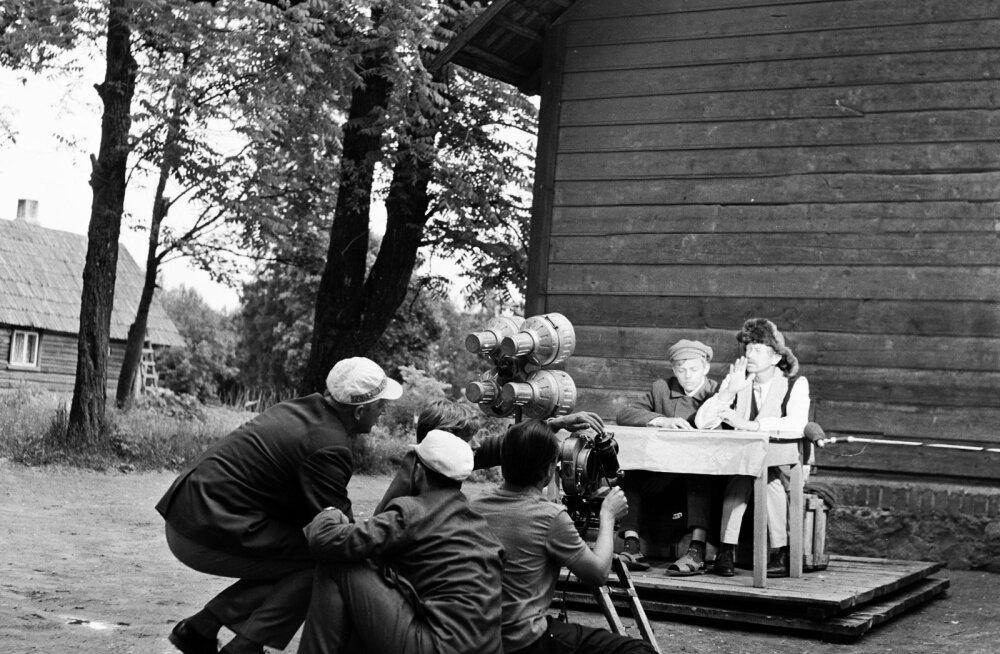 """Arvo Kruusement ja """"Kevade"""" 40aastane ränk teekond raamatust filmiks"""