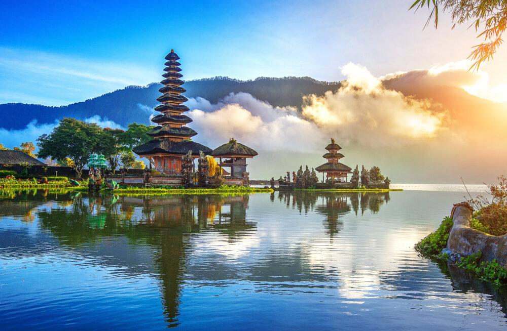 HEA PAKKUMINE | Veeda puhkus lopsaka loodusega Bali saarel luksuslikus spaakeskusega villas!