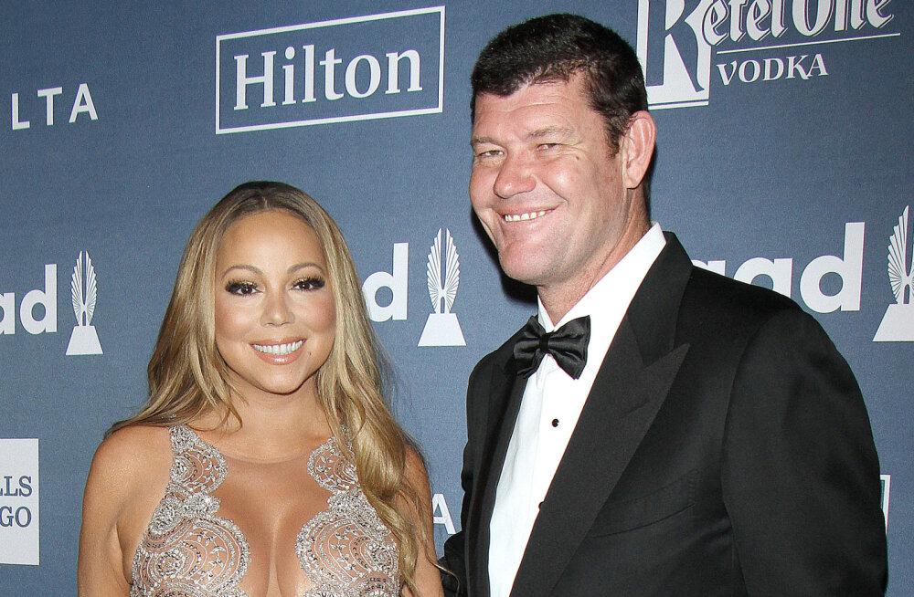 Pulmakellad summutatud? Mariah Carey lükkas abieluplaanid miljardärist kihlatuga teadmata ajaks edasi