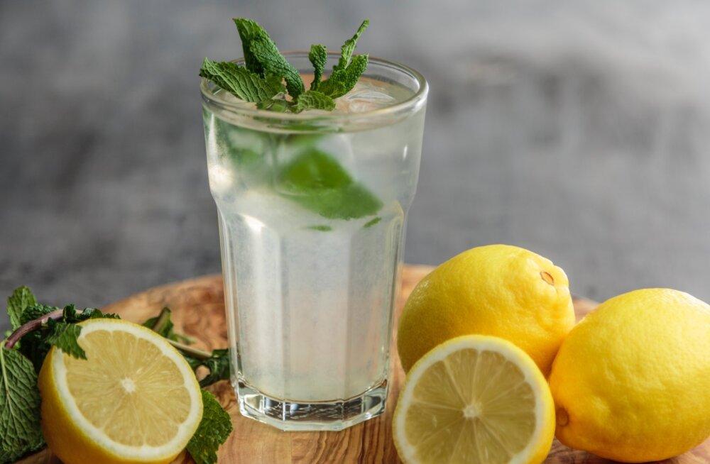 DETOKS | Neli suurepärast maitsevett, mis puhastavad sinu keha imeväel