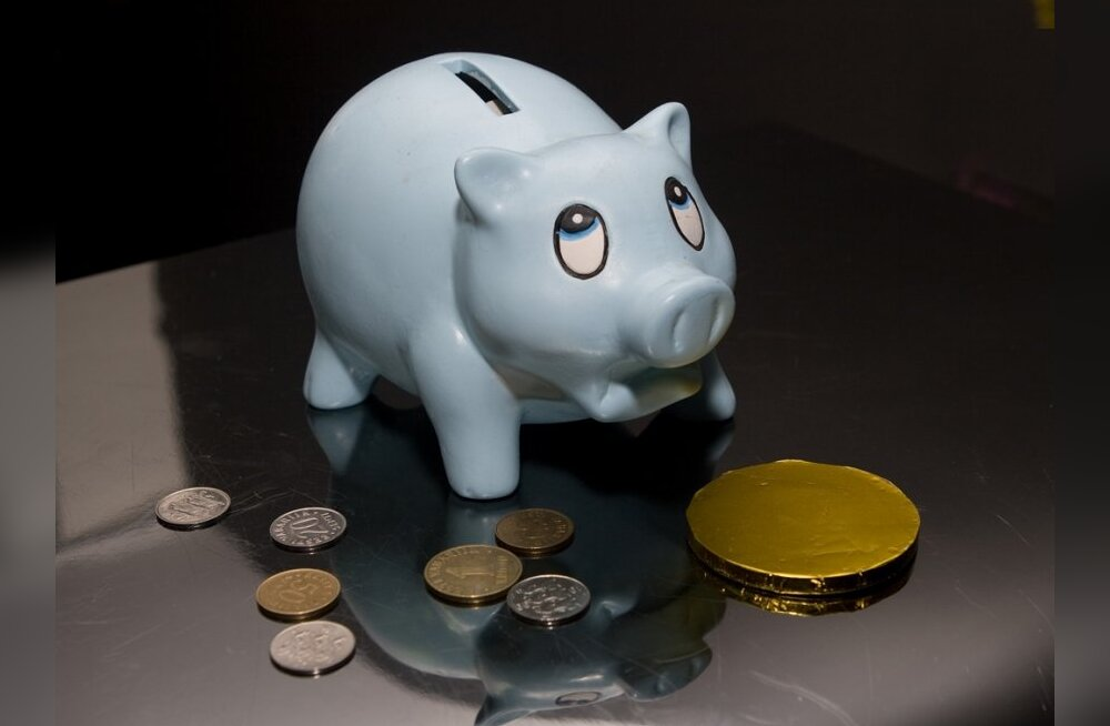 Hoiu-laenuühistute varade maht kahanes 166 miljonile