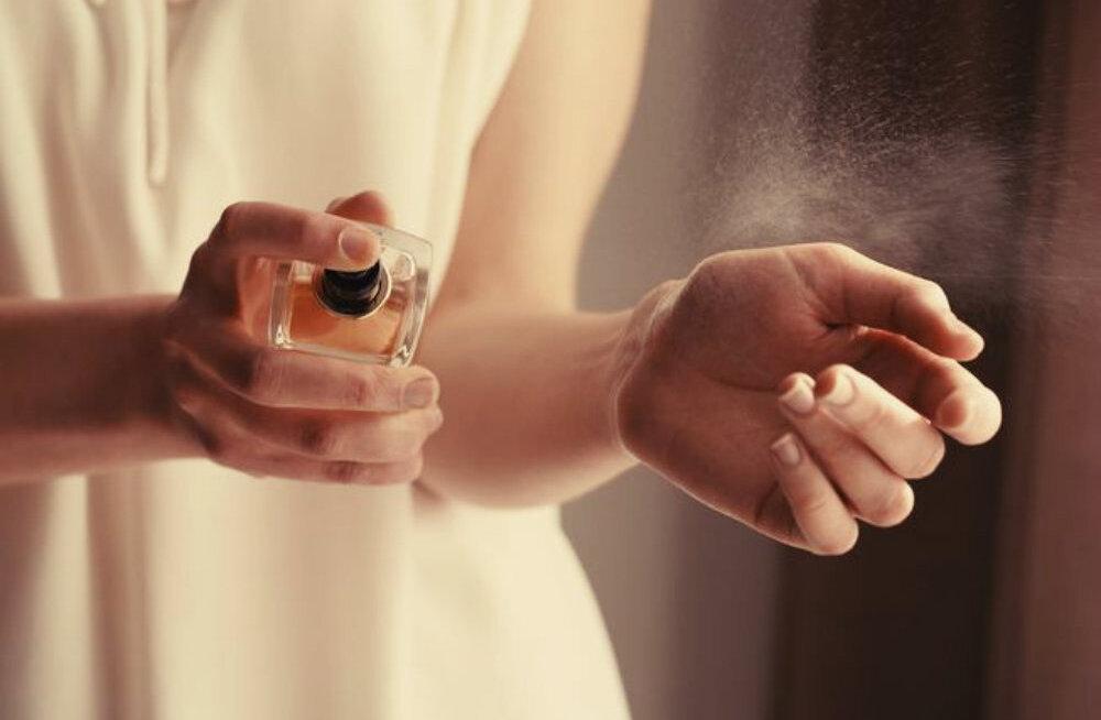 Lõhnaained on tervisele sama kahjulikud kui passiivne suitsetamine
