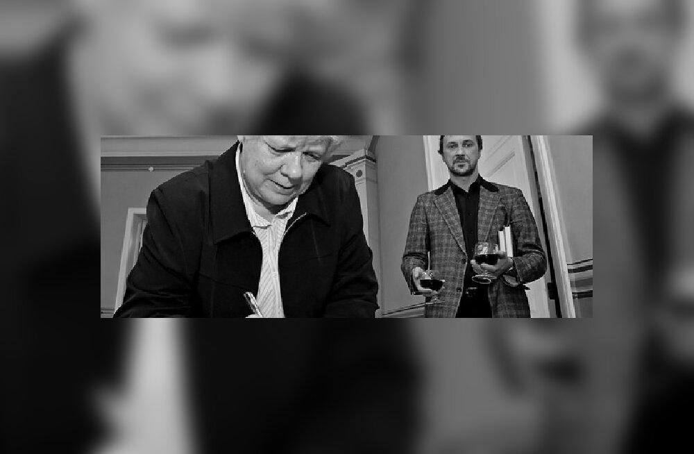 """Eesti lugu: Ene Mihkelson """"Katkuhaud"""""""