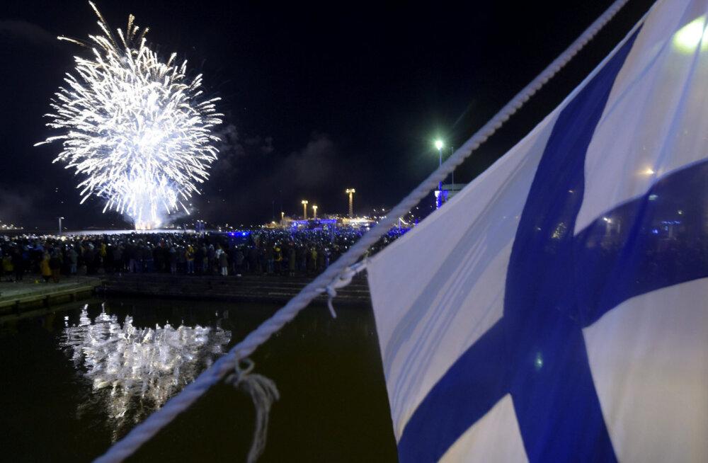 Soome tähistab iseseisvuse 101. aastapäeva