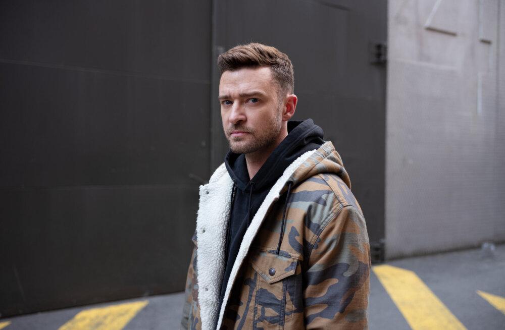 Eestisse jõudis koostöös Justin Timberlake'iga valminud kollektsioon: rõivad on samaväärne element loomingulises protsessis ja esituses kui muusika ise