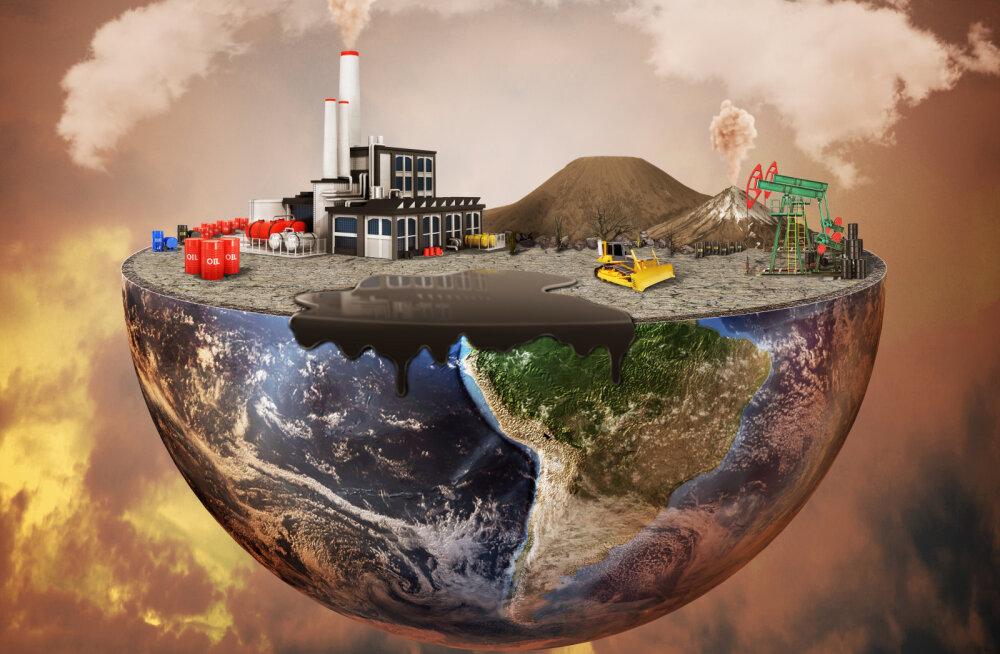 Karmid faktid teadlastelt: looduse olukord planeedil Maa