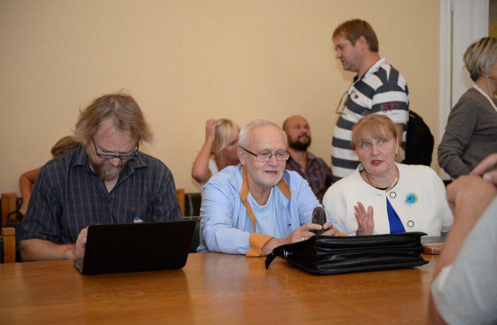 Jaak Alliku vastus Jakko Välile: mitte Ossinovski, vaid kogu SDE arvab, et EKRE on oht Eest julgeolekule ja demokraatiale