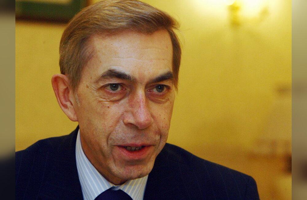 Nikolai Uspenski: Ilvese visiit Moskvasse näitab suhtumist meie ühisesse võitu