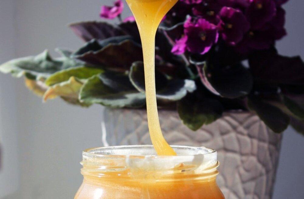 Sellekevadine mesi on haruldane, kuna mesilased said nektarit korjata kõigilt õitsvatelt taimedelt.