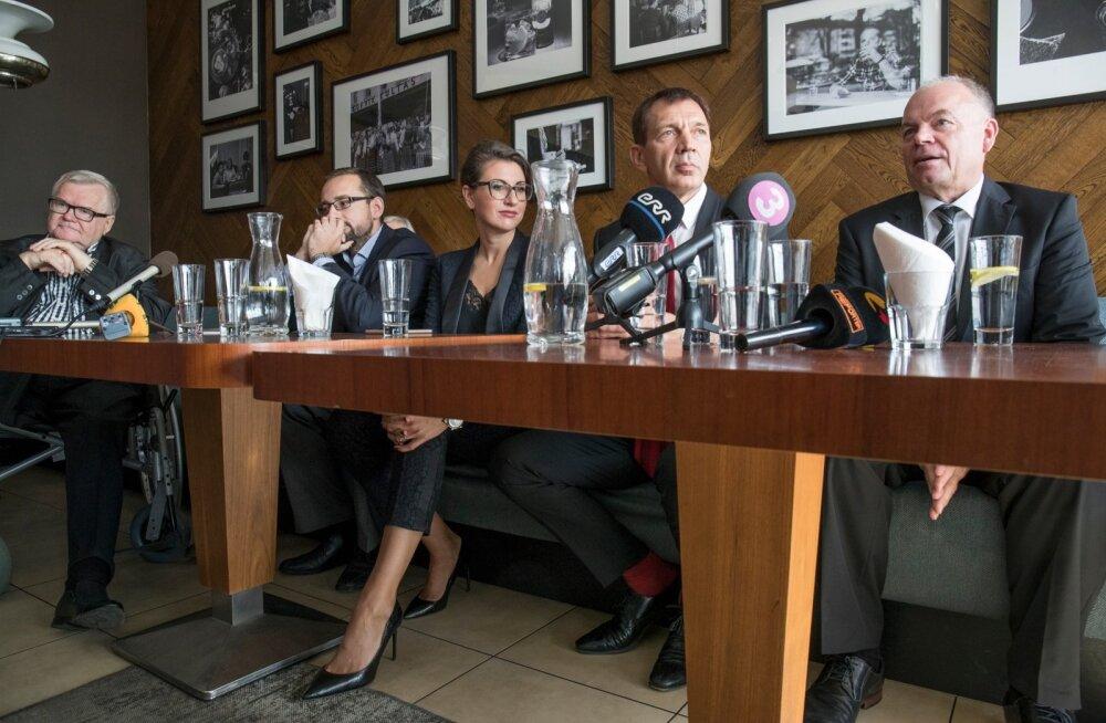 Savisaare pressikonverents