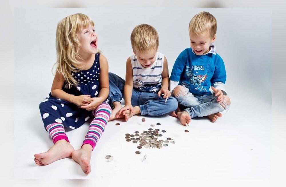 Kuidas lapsi sügisel tervena hoida?