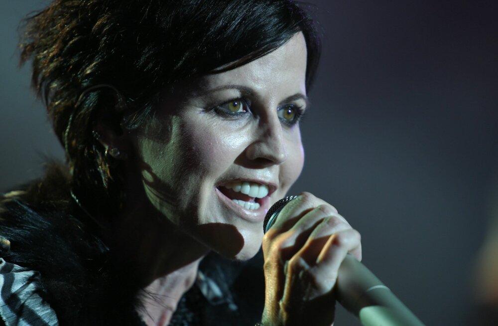 2016. aasta 7. juulil esines iiri laulja Dolores O'Riordan ansambliga The Cranberries festivalil Cognac Blues.