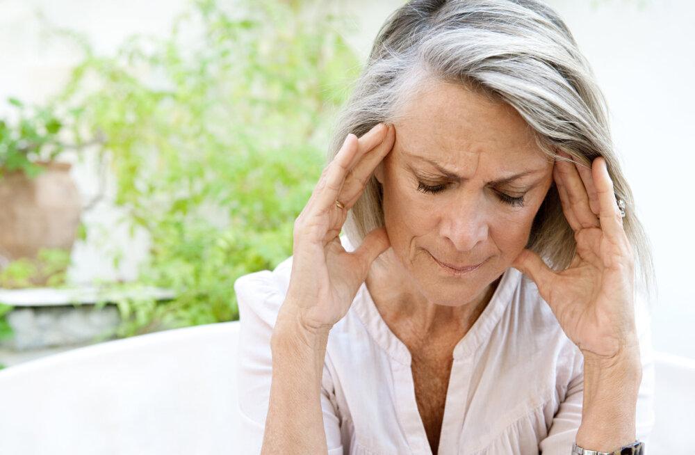 Sul on migreen? Sind võib ohustada tõsine aju- või südamehaigus