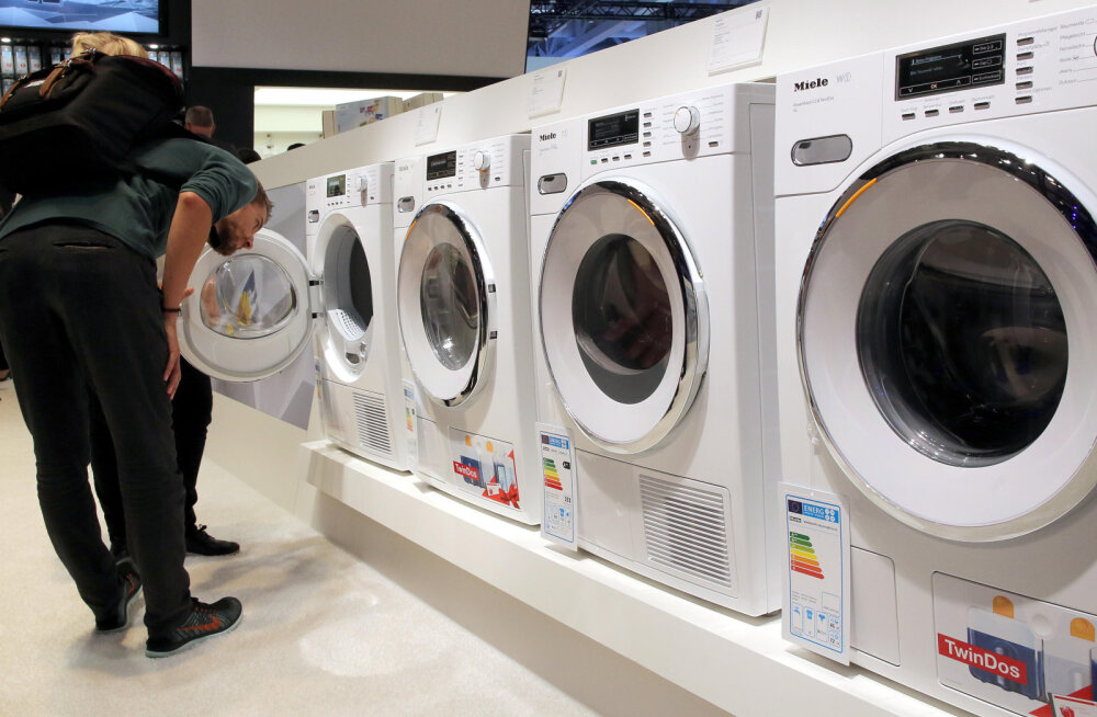 Kallil pesumasinal selgus oluline viga. Euronicsi põhjendus: masin asub vale põranda peal