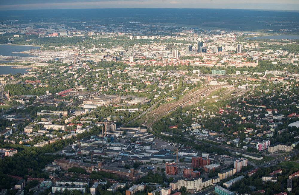 TAB 2019 visioonivõistlus asub kokku õmblema kärisenud Tallinna linnaruumi