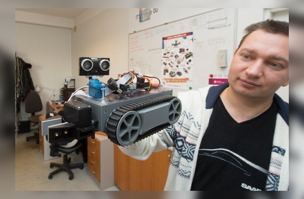Eesti robotitarkvara tekitab kogu maailmas ahhaa-elamuse