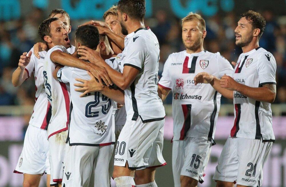 BLOGI | Võit! Klavan ja Cagliari üllatasid võõrsil, eestlaselt väga hea mäng