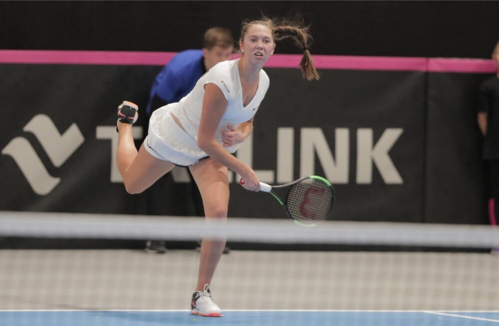 Kvalifikatsioonist põhitabelisse murdnud Maileen Nuudi teeb Portugalis elu turniiri