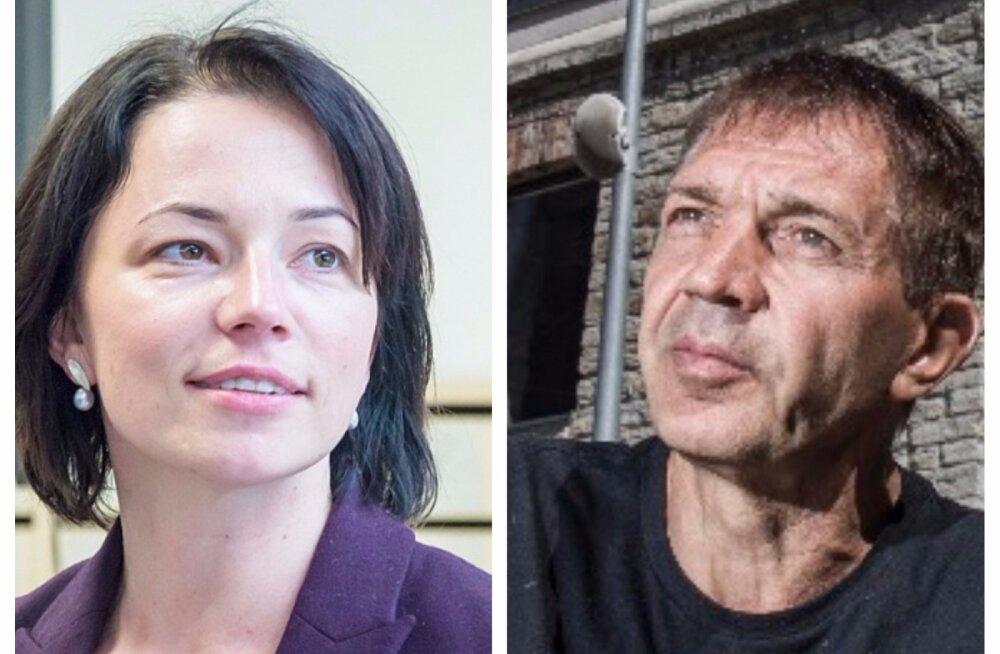 Liina Kersna ajakirjanikku sõimanud Urmas Sõõrumaast: kas see oli enesevalitsuse kaotamine või hästisihitud verbaalne karate?