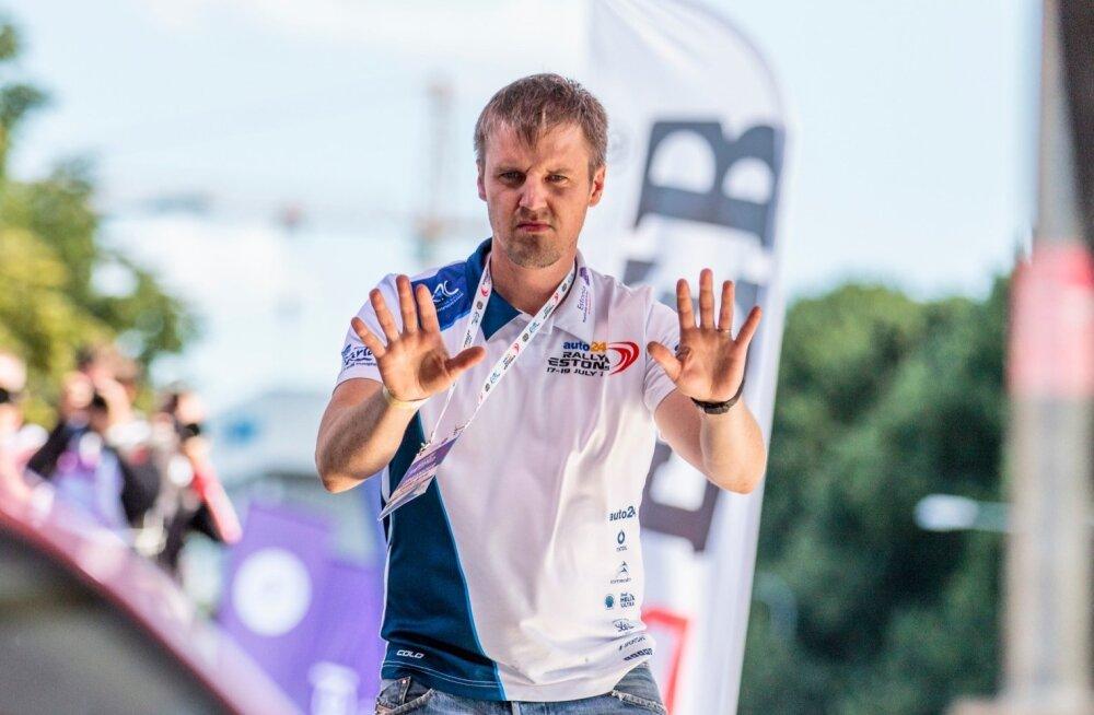 Urmo Aava: meie eesmärk on WRC sarja jõuda, mitte nendega konkureerida