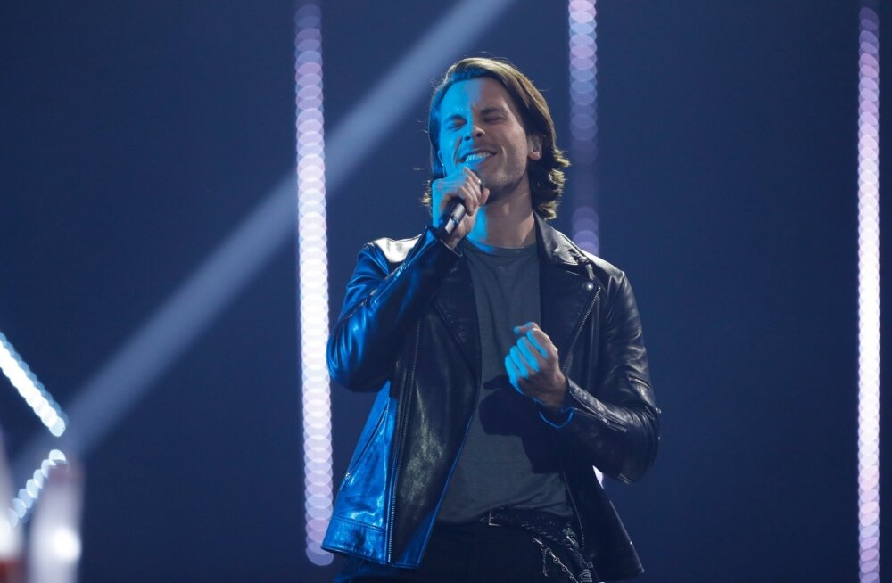 ГАЛЕРЕЯ И ИТОГИ: Мощное шоу! Определились первые финалисты Eesti Laul