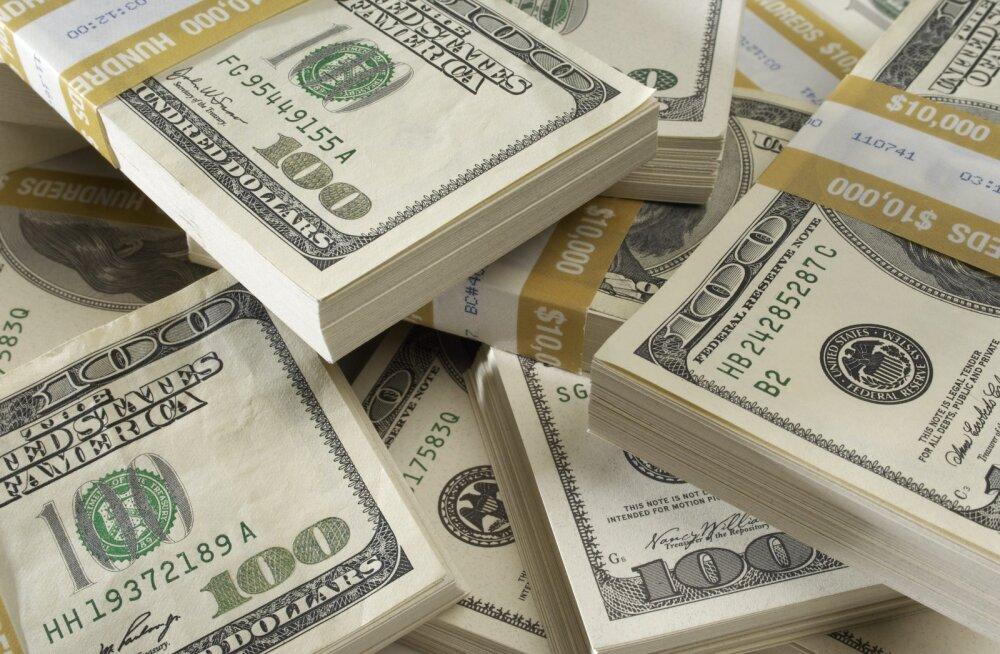 Maailmas on rekordarvul miljardäre. Nad rikastusid aastaga jõudsalt