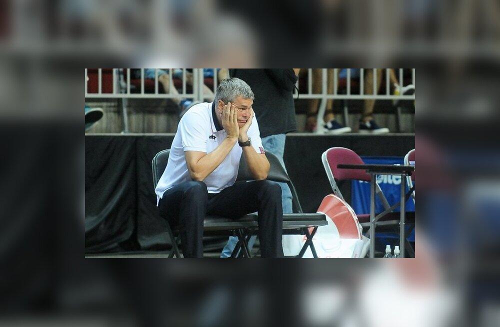 Lätlased panevad peatreeneri valiku ette: kas klubi või koondis?