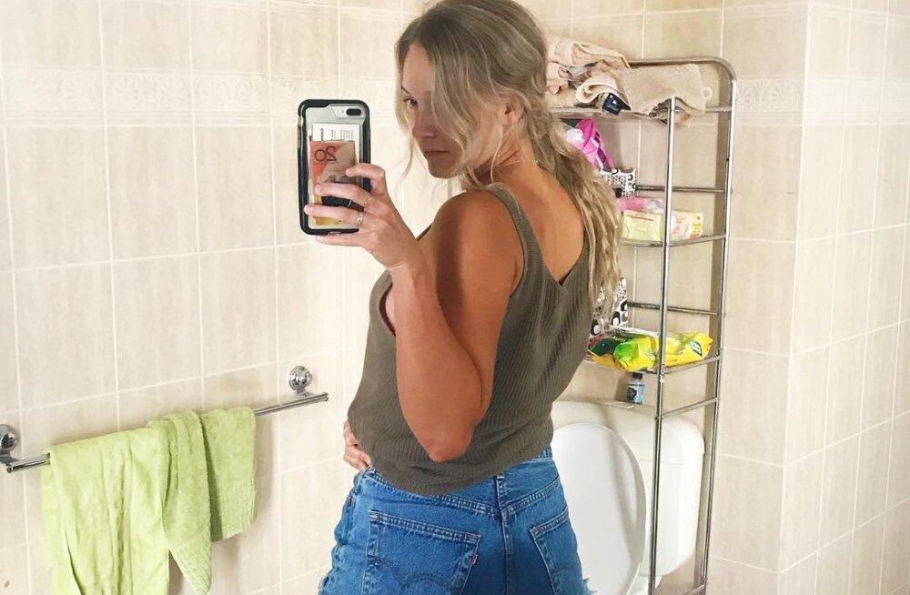 INSPIREERIV POSTITUS | Naine jagas Instagramis pärast püksi pissimist endast pilti ja sel on tegelikult väga julgustav tagamõte