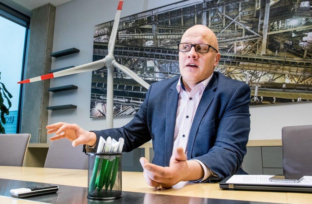Investorid ootavad huviga Enefit Greeni börsiletulekut