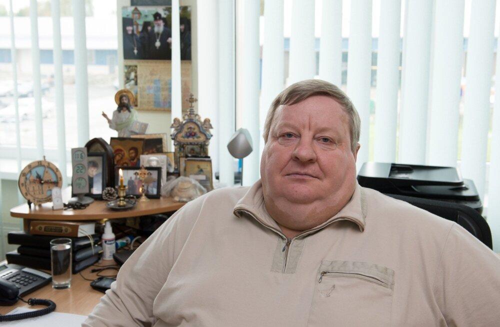 Kommunaalärimiljonär Ossipenko proovis teist korda prokuratuuri haneks tõmmata