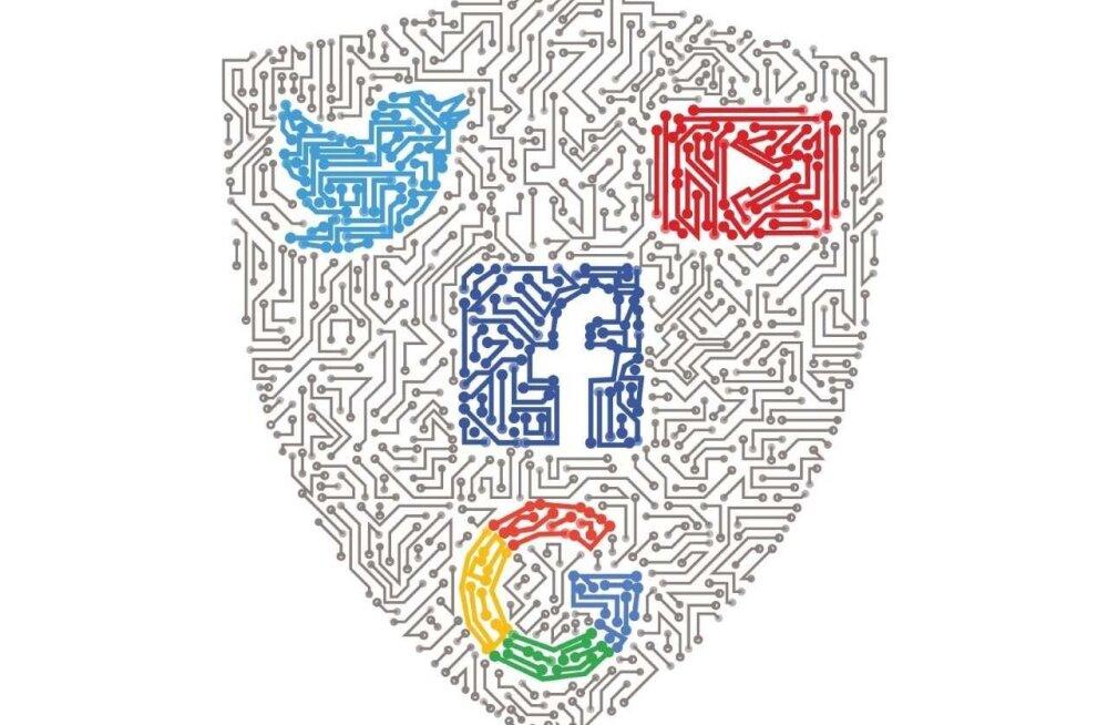 Valeinfo hirm valimistel pani Facebooki, Google'i ja Twitteri tõsiselt Eesti peale mõtlema