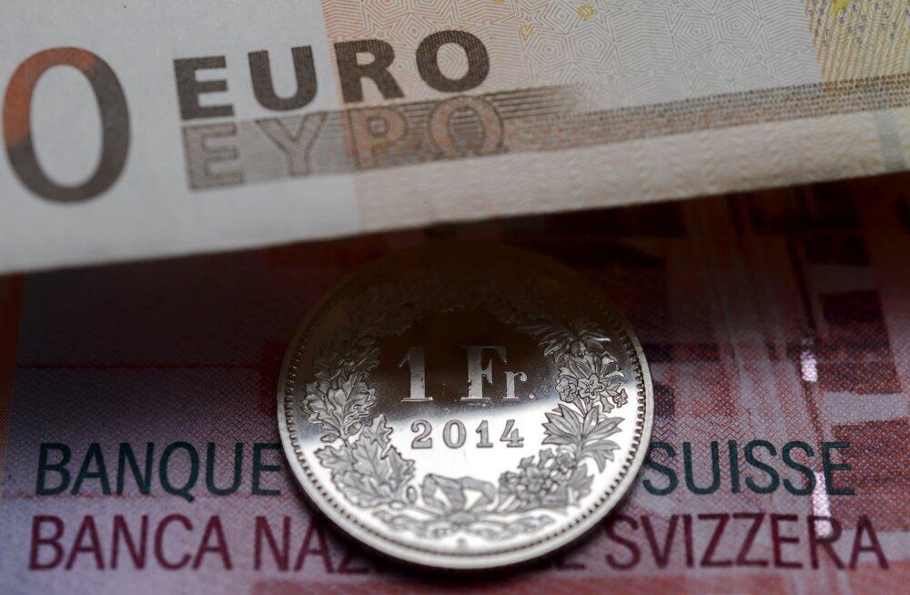 Veidi vaesemaks jäänud šveitslased on ikka pururikkad