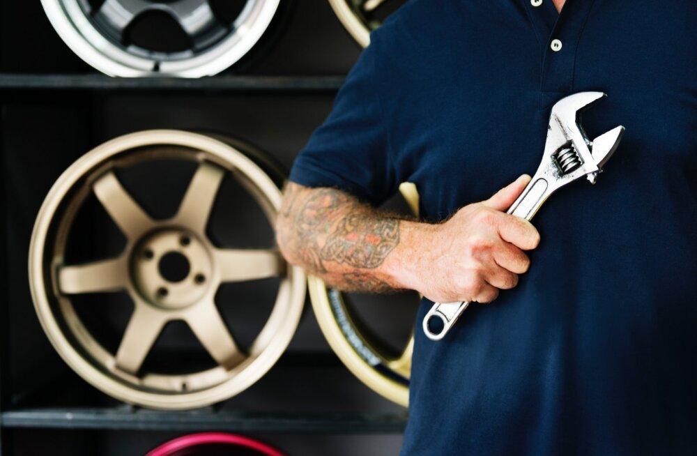 Kas Sinu auto on talveks õigesti ja piisavalt valmis seatud?