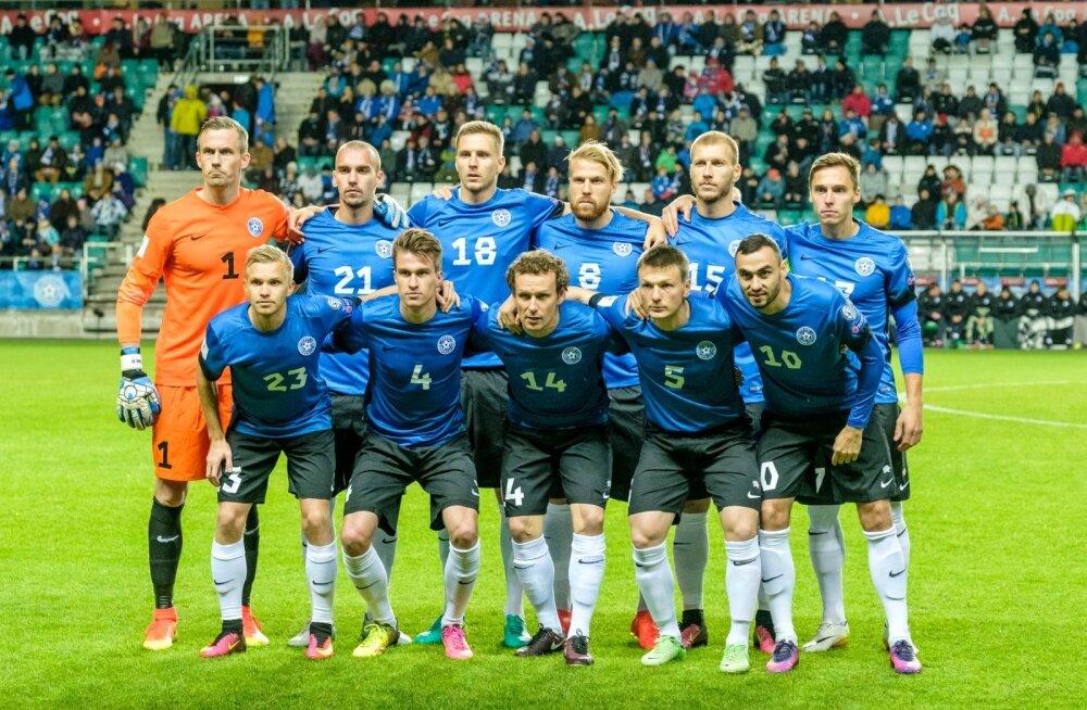 Eesti vs Gibraltar